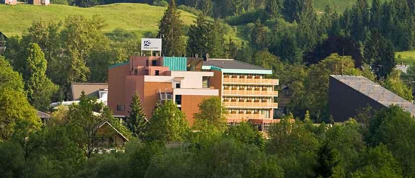 Bohinj ECO Hotel, Bohinj, Slovenia - view of the exterior.jpg